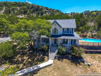 Boerne Single Family Home For Sale: 201 Spanish Pass Rd