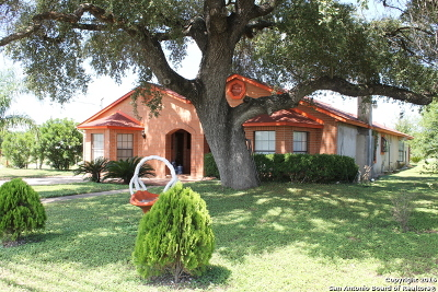 Single Family Home For Sale: 10911 State Highway 16