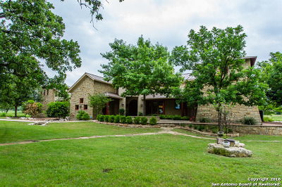 Kerrville Single Family Home For Sale: 4204 Stonecreek Circle E