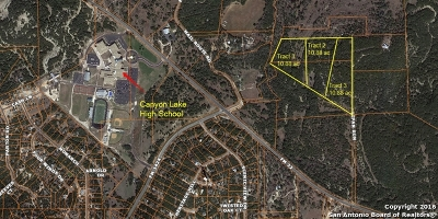 Comal County Residential Lots & Land For Sale: Tbd Fm 32