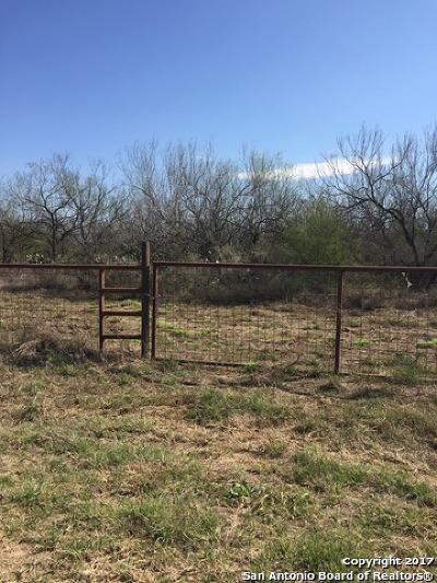 Jourdanton Farm & Ranch For Sale: 3755 County Road 303