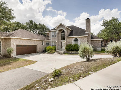Bulverde Single Family Home For Sale: 198 Travis Pt