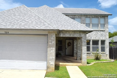 Live Oak Single Family Home For Sale: 7814 Forest Dream