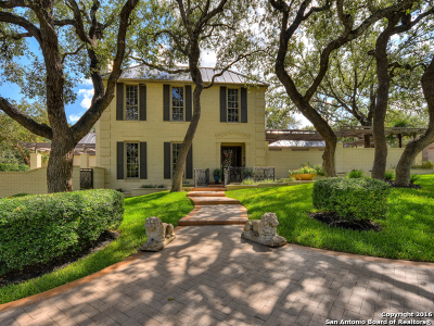 Bexar County Single Family Home For Sale: 3118 Iron Stone Ln