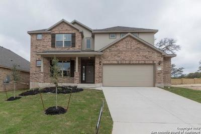 Spring Branch Single Family Home For Sale: 423 Whistlers Way
