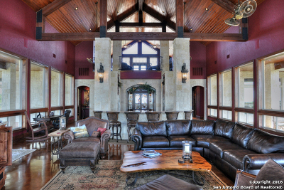 Hondo Single Family Home Price Change: 857 Pr 2414