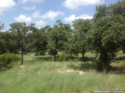 Bulverde Residential Lots & Land For Sale: 1293 Glenwood Loop