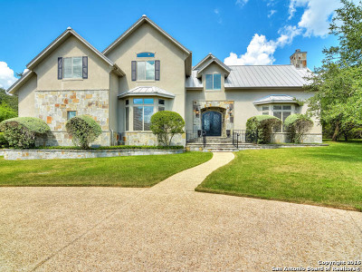 San Antonio Single Family Home Active RFR: 23114 Fossil Peak
