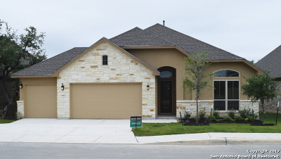 Boerne Single Family Home For Sale: 27011 Anemone Bend