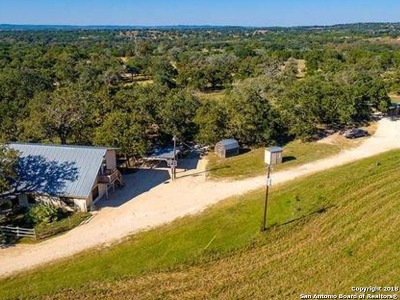 Bandera Farm & Ranch For Sale: 834 Last Gap Ln