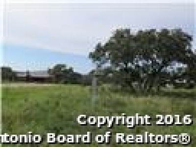 Comal County Residential Lots & Land For Sale: 5910 Camp Creek Dr