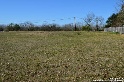 Guadalupe County Residential Lots & Land For Sale: Tbd River Oak Drive