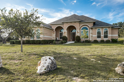 Comal County Single Family Home For Sale: 945 Via Principale