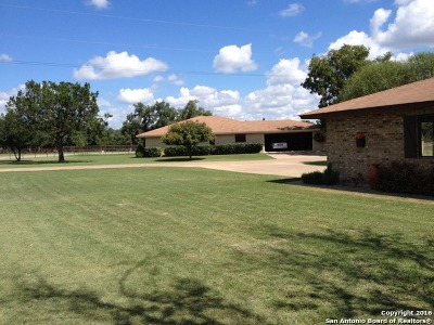 Bandera County Single Family Home For Sale: 588 Lacey Dr