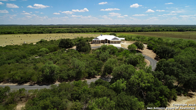 Hondo Farm & Ranch For Sale: 1000 County Road 544