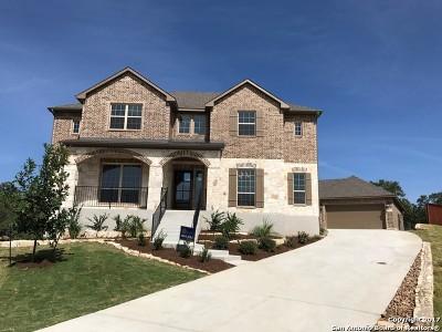 Bulverde Single Family Home For Sale: 31021 Preta Way