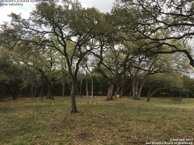 Boerne Residential Lots & Land For Sale: 9202 Highlands Cove