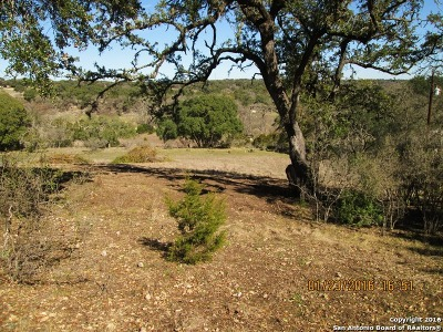 Comal County Residential Lots & Land For Sale: 1599 Phantom Rider Trail