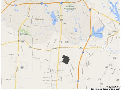San Antonio Residential Lots & Land For Sale: 22631 Campbellton Rd