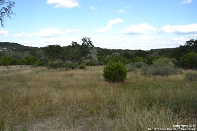 Boerne Residential Lots & Land For Sale: 25006 Caliza Cove