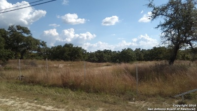 Bulverde Residential Lots & Land For Sale: 000 Casey Rd