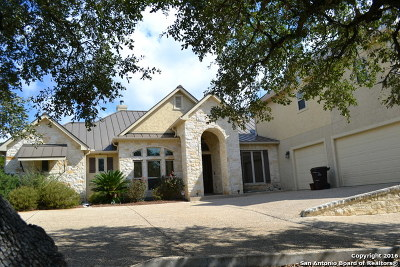 Helotes Single Family Home For Sale: 9503 Mandalay Way
