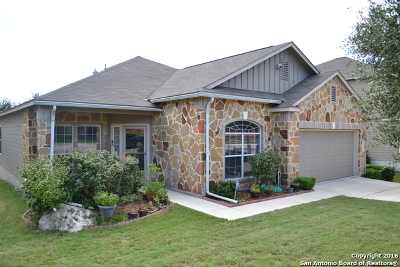 San Antonio Single Family Home For Sale: 9219 Rainbow Creek