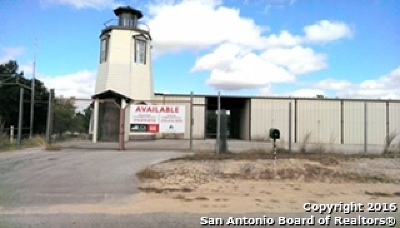 Bandera County Commercial For Sale: 000 Alamo Beach Rd