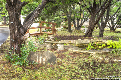 Comal County Single Family Home For Sale: 196 Whitell Bay