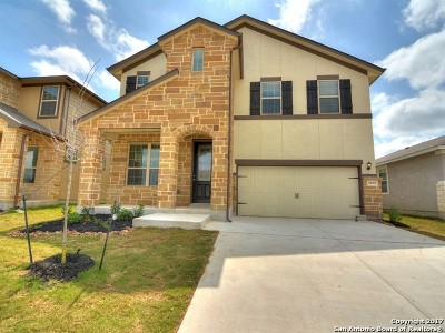 Single Family Home Price Change: 6810 Abbot Crossing
