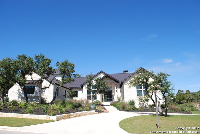Bexar County Single Family Home For Sale: 10103 Ivory Canyon