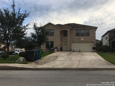 San Antonio Single Family Home For Sale: 14403 Longleaf Palm
