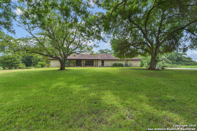 Guadalupe County Single Family Home For Sale: 2035 S Magnolia Ave