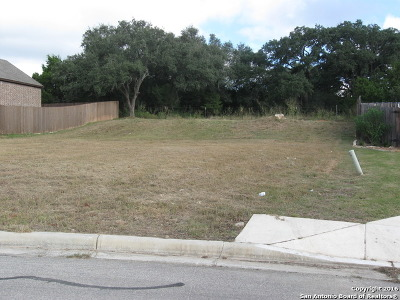 New Braunfels Residential Lots & Land For Sale: 2732 Crest Ridge Dr