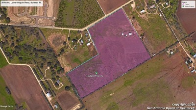 Schertz Farm & Ranch For Sale: 12610 Lower Seguin Rd