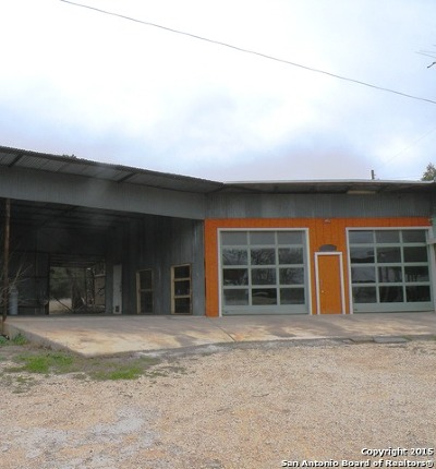 Bandera County Commercial For Sale: 132 28th Street #C