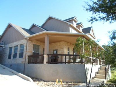Single Family Home For Sale: 17132 Bandera Rd