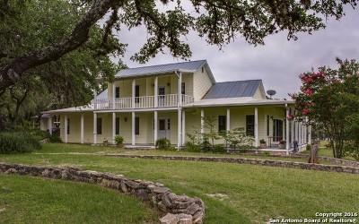 Farm & Ranch For Sale: 1606 Oakridge Lane
