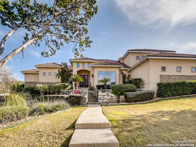 Helotes Single Family Home For Sale: 306 Pueblo Pintado