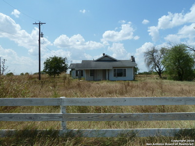 San Antonio Farm & Ranch For Sale: 19175 Trumbo Rd