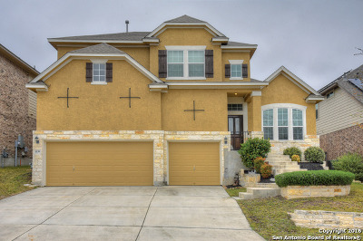 San Antonio Single Family Home Back on Market: 1839 Roaring Frk