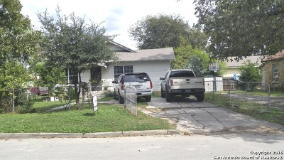 San Antonio Single Family Home For Sale: 737 E Park Ave