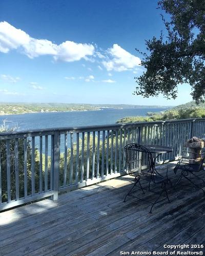 Lakehills TX Single Family Home For Sale: $125,000