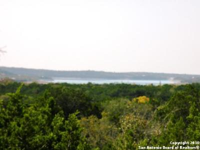 Lakehills Residential Lots & Land For Sale: Lot 6 Scenic Sunrise