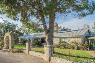 Bandera County Commercial For Sale: 6390 Bump Gate Rd