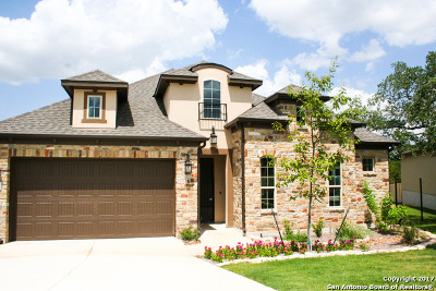 Bexar County Single Family Home For Sale: 28706 Bluebottle