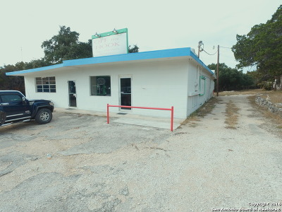Bandera County Commercial For Sale: 11816 Pr 37