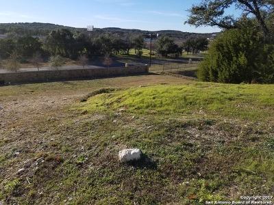Boerne Residential Lots & Land For Sale: 8027 Platinum Ct
