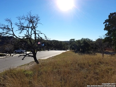Boerne Residential Lots & Land For Sale: 26219 Tawny Way