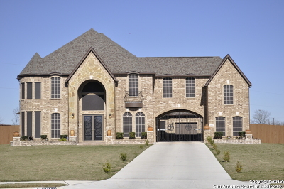 Schertz Single Family Home For Sale: 6912 Ivy Leaf
